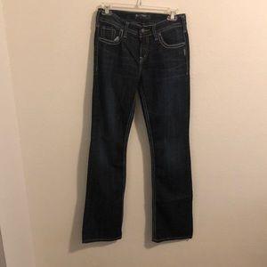 👖Silver Jeans Co. - W27/L33 - Indigo Wash